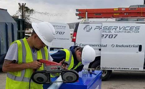 Precision Services Pealand Texas